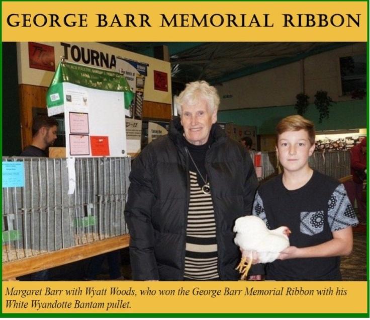 George Barr Memorial